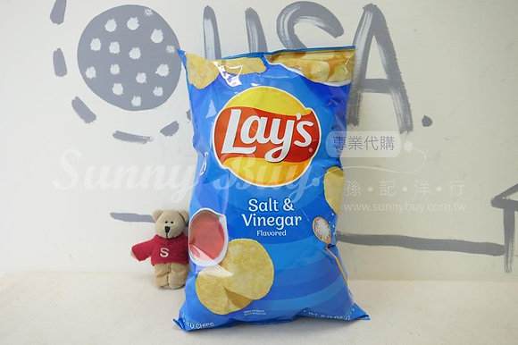 【Sunny Buy】Lay's Salt and Vinegar Flavored Chips 6.5oz (#15986)