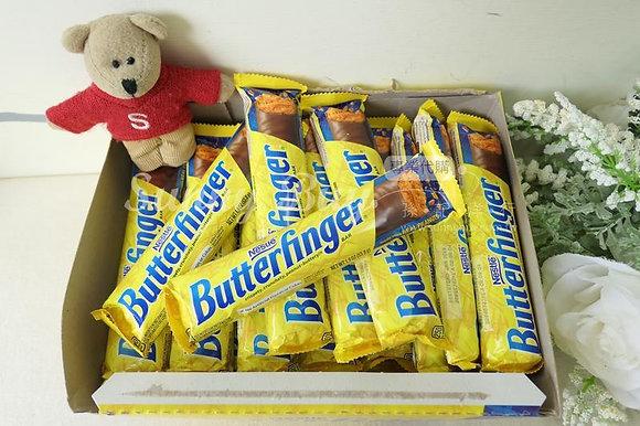 【Sunny Buy】Nestle Butterfinger 36 Bars 68oz (#10245)