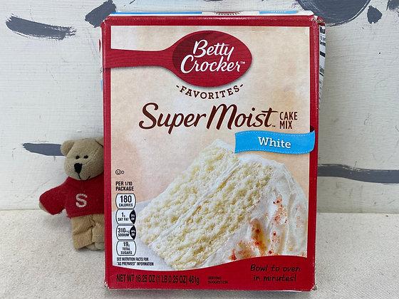 【Sunny Buy】Betty Crocker White Cake Mix 16.25oz (#20160)