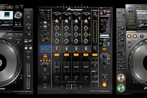 Cdj2000 Nexus DJm900 Nexus