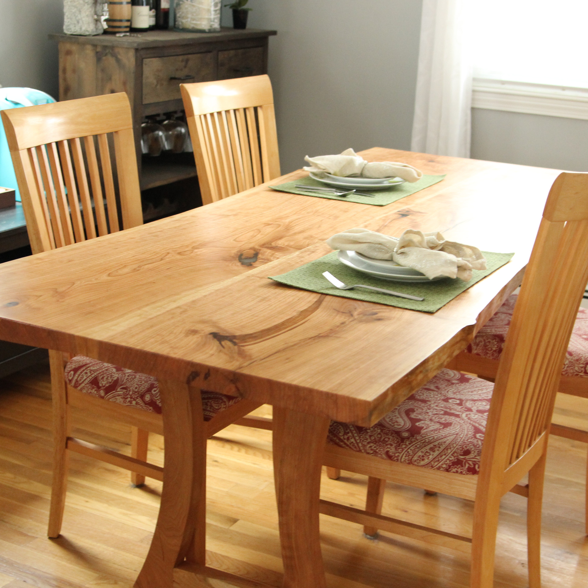 Cherry Dining Table
