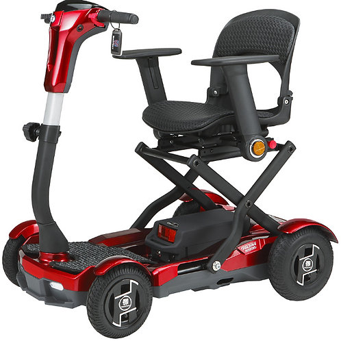S26 Auto-folding Travel Scooter