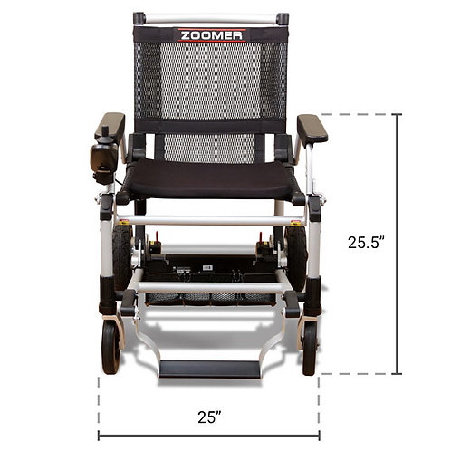 Zoomer Folding Electric Mobility Chair