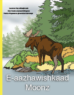 Moose Crossing - Ojibwe