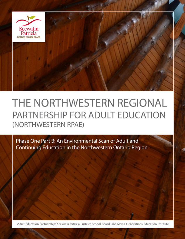 Adult Education Report