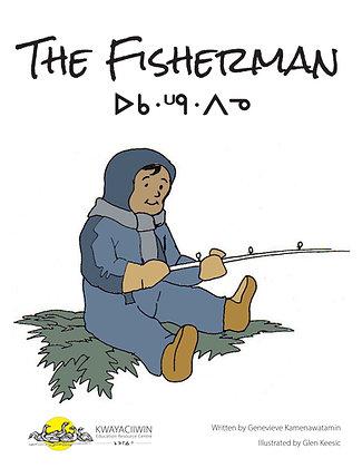The Fisherman - OjiCree Syllabics