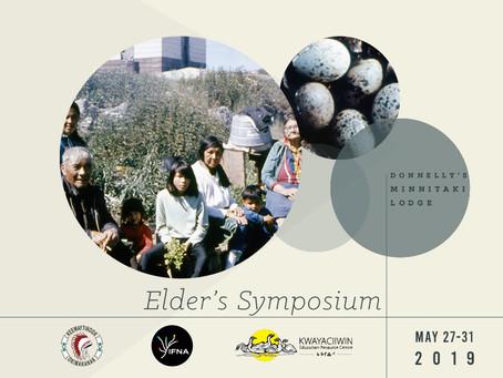 Elder's Symposium