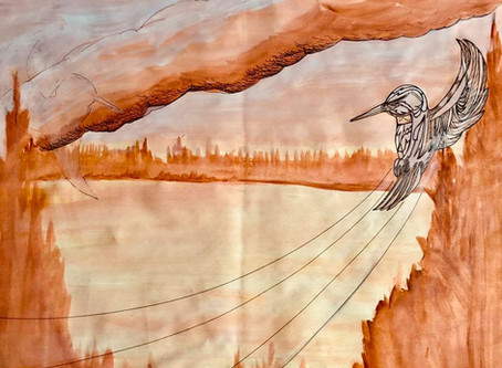 SNEAK PEEK: Hummingbird - The Graphic Novel