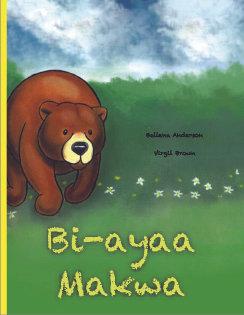 The Bear is Coming - Ojibwe