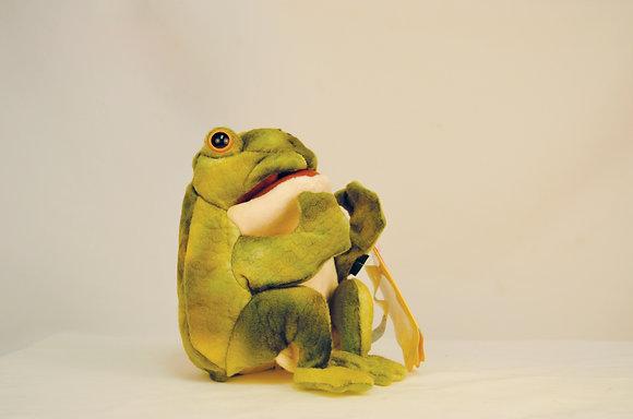 Bull Frog Hand Puppet