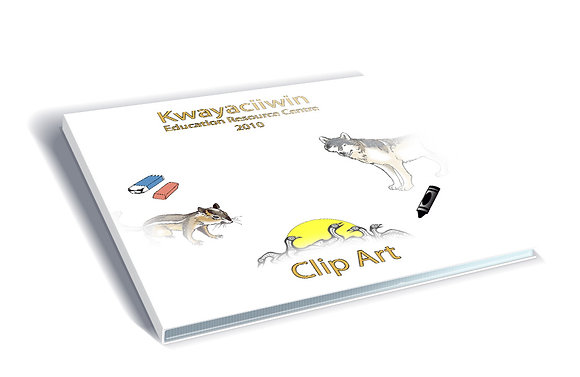 Kwayaciiwin Clip Art CD