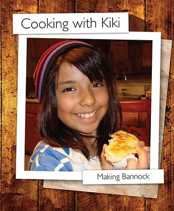Kiki Makes Bannock