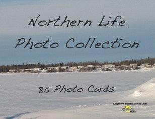 Northern Life Photo Flashcards