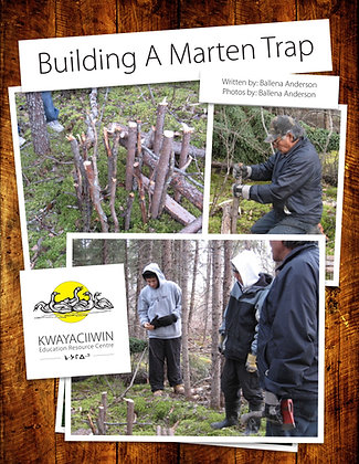 Building A Martin Trap