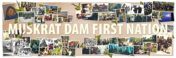 Muskrat Dam Banner