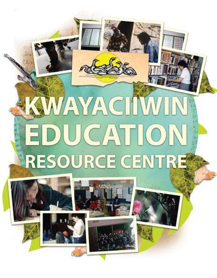 Kwayaciiwin Tradeshow Poster