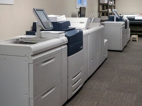 KERC's Print Production and Publishing Department Updates