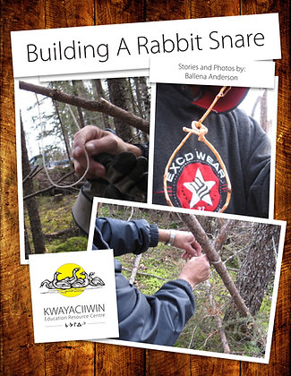 Building A Rabbit Snare