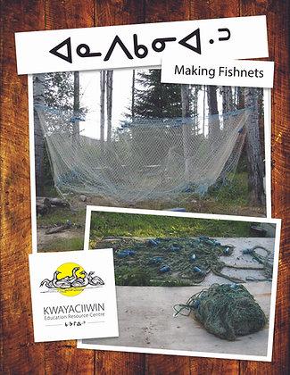 Fishnet Making - Cree