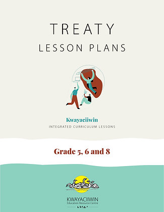 Treaty Lesson Plans