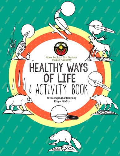 SLFNHA Activity Book