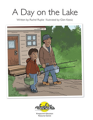 A Day on the Lake