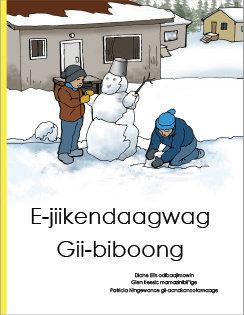 Winter Fun - Ojibwe