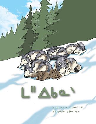Wolf Pack - Oji-Cree Syllabics