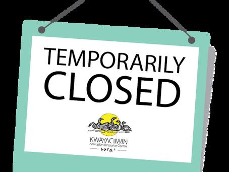 NOTICE: Office Closure