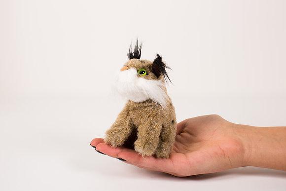 Lynx Finger Puppet