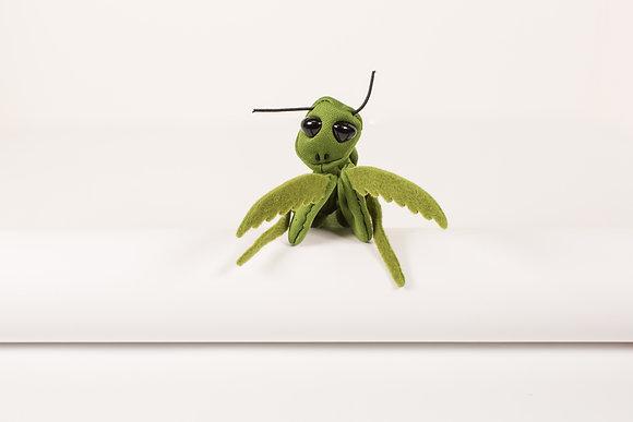 Praying Mantis Finger Puppet