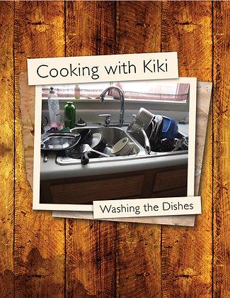 Kiki Washes the Dishes