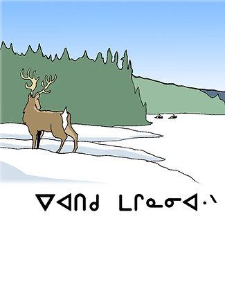 Caribou Hunting - Cree