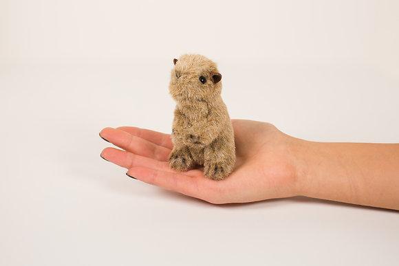 Prairie Dog Finger Puppet