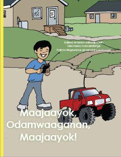 Go, Toys, Go! - Ojibwe