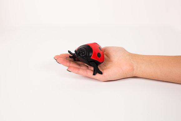 Lady Bug Finger Puppet