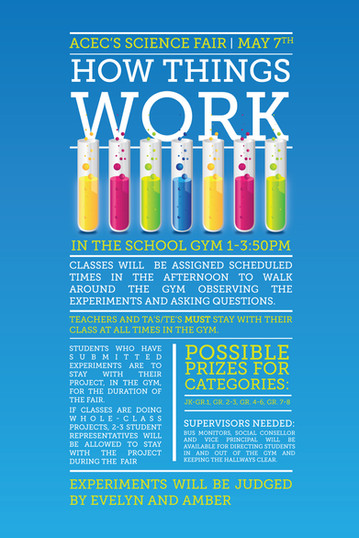 ACEC Science Fair Poster