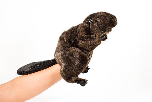 Beaver Hand Puppet