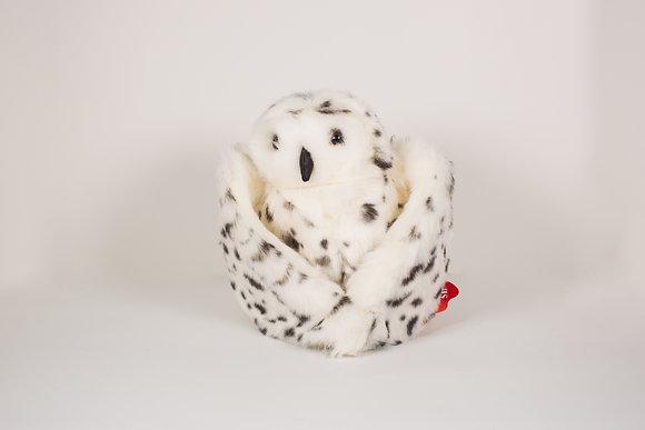Snowy Owl Hand Puppet