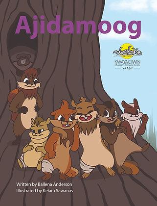 Squirrels  - Ojibwe