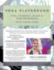 Yoga Payground - Hips, Hammies etc May 2