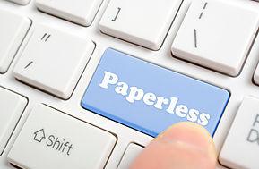Empresas paperless – o que são e como chegar lá?