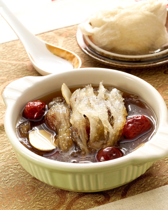 燕窩紅棗湯