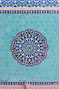 Grande Mosqué de Yazd