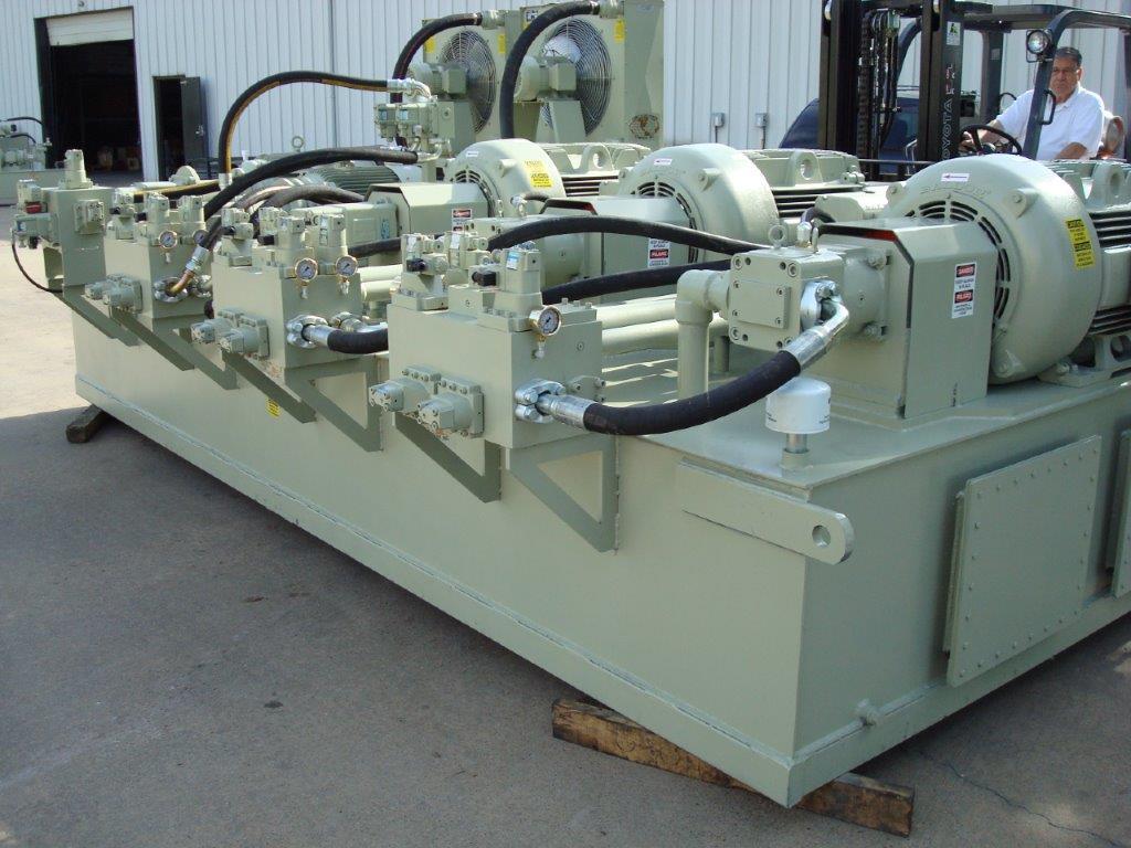 Orbit Custom Built Power Unit