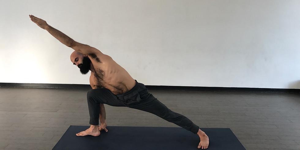 Powerful Standing Poses w/Chris De Vilbiss