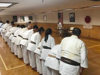 LKA students pass black belt exam at Nationals