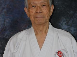 LKA condolences for the passing of Master Teruyuki Okazaki