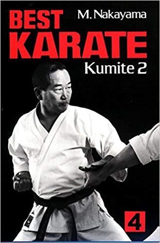 Best karate series of books by Sensei Nakayama