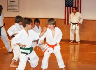 Karate-do and Children